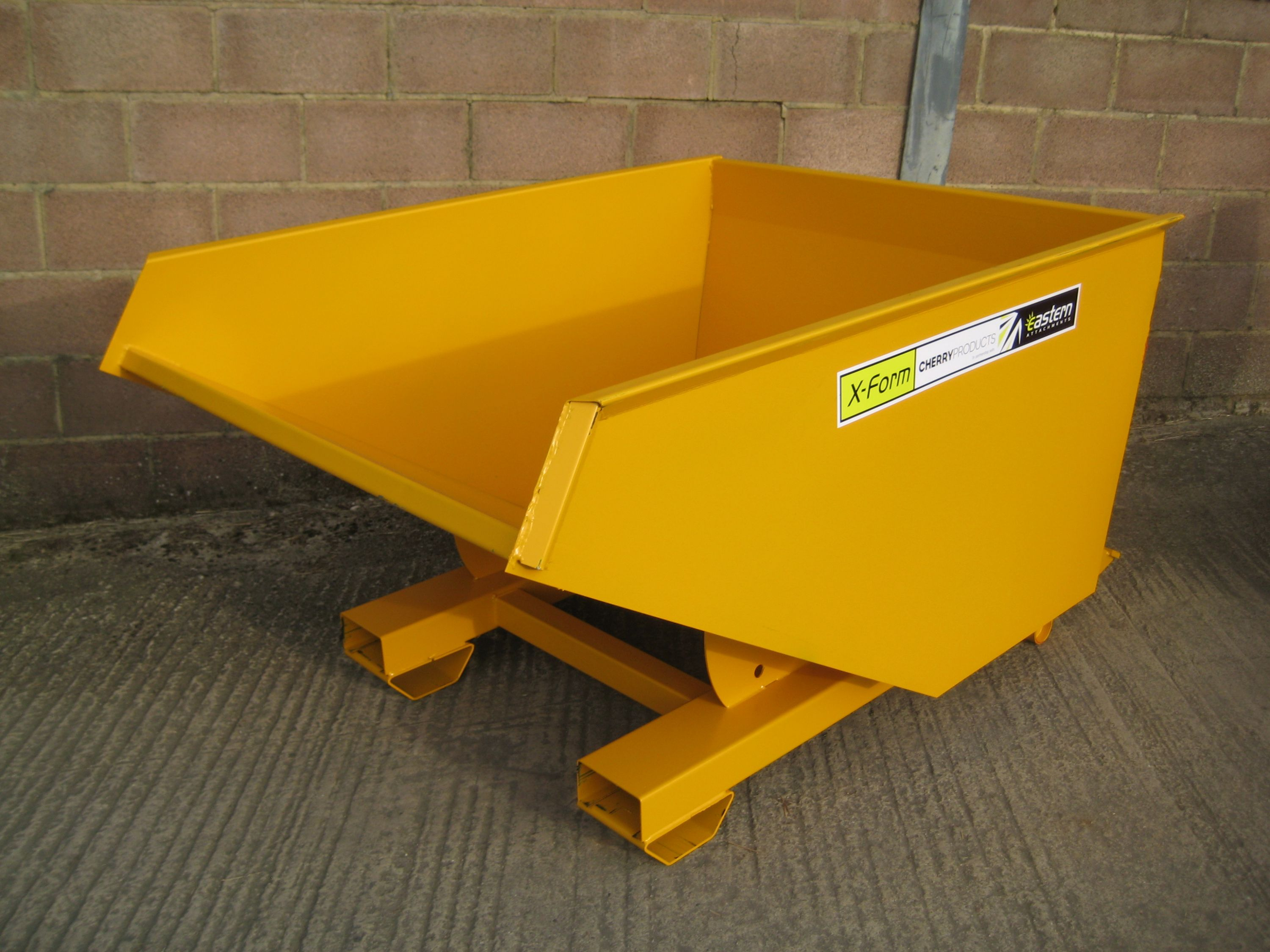 Tipping Skip