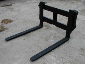 Pallet Forks - Carriages