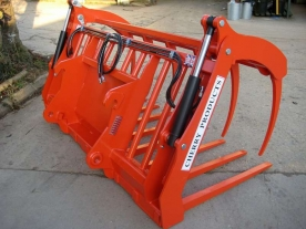Forks HD Fork & Grabs - for 3 tonne machines