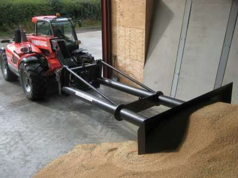 Grain Pusher