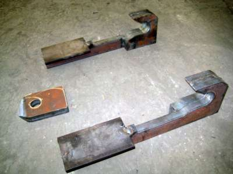 Weld On Brackets
